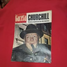 Coleccionismo de Revista Gaceta Ilustrada: REVISTA GACETA ILUSTRADA NÚMERO 433 AÑO 1965. Lote 233483405