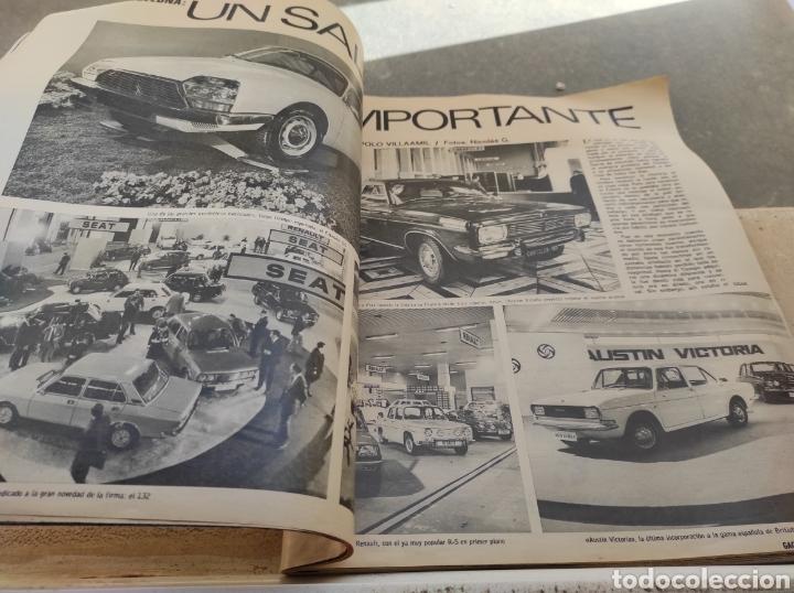 Coleccionismo de Revista Gaceta Ilustrada: Revista Gaceta Ilustrada N°863 - año 1973 - Especial La Vida y La Obra de Pablo Picasso - Foto 9 - 253014250