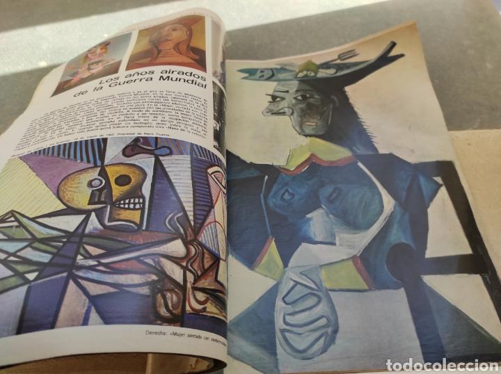 Coleccionismo de Revista Gaceta Ilustrada: Revista Gaceta Ilustrada N°863 - año 1973 - Especial La Vida y La Obra de Pablo Picasso - Foto 16 - 253014250