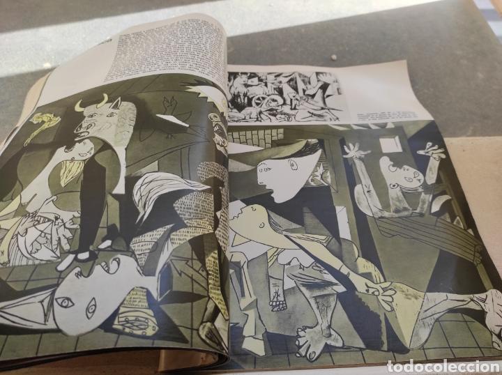 Coleccionismo de Revista Gaceta Ilustrada: Revista Gaceta Ilustrada N°863 - año 1973 - Especial La Vida y La Obra de Pablo Picasso - Foto 17 - 253014250
