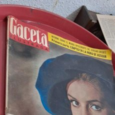 Coleccionismo de Revista Gaceta Ilustrada: LA GACETA ILUSTRADA .NUM : 397 , 1964 .. Lote 254922970