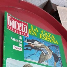 Coleccionismo de Revista Gaceta Ilustrada: LA GACETA ILUSTRADA .NUM : 783 , 1971 .. Lote 254923315