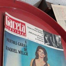 Coleccionismo de Revista Gaceta Ilustrada: LA GACETA ILUSTRADA .NUM : 738 , 1970 .. Lote 254923445