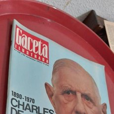 Coleccionismo de Revista Gaceta Ilustrada: LA GACETA ILUSTRADA .NUM : 737 , 1970 .. Lote 254923535
