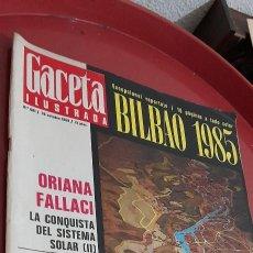Coleccionismo de Revista Gaceta Ilustrada: LA GACETA ILUSTRADA .NUM : 681 , 1969 .. Lote 254923805