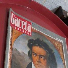 Coleccionismo de Revista Gaceta Ilustrada: LA GACETA ILUSTRADA .NUM : 725, 1970 .. Lote 254923915