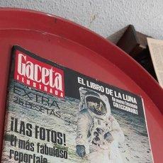 Coleccionismo de Revista Gaceta Ilustrada: LA GACETA ILUSTRADA. NUM: 670 , 1969 . VIAJE A LA LUNA.. Lote 254925450