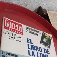 Coleccionismo de Revista Gaceta Ilustrada: LA GACETA ILUSTRADA. NUM: 667 , 1969 . VIAJE A LA LUNA.. Lote 254925555