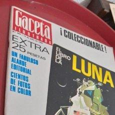 Coleccionismo de Revista Gaceta Ilustrada: LA GACETA ILUSTRADA. NUM: 666, 1969 . VIAJE A LA LUNA.. Lote 254925620