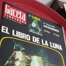 Coleccionismo de Revista Gaceta Ilustrada: LA GACETA ILUSTRADA. NUM: 668, 1969 . VIAJE A LA LUNA.. Lote 254925685