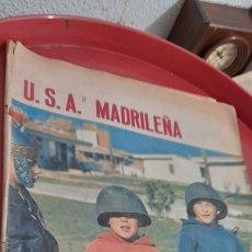 Coleccionismo de Revista Gaceta Ilustrada: LA GACETA ILUSTRADA. REVISTA U.S.A MADRILEÑA. SUPLEMENTO AMERICANOS EN MADRID.. Lote 254928990