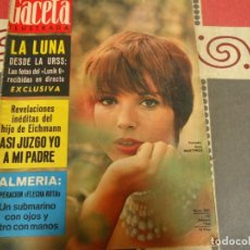 Coleccionismo de Revista Gaceta Ilustrada: GACETA ILUSTRADA Nº 489. Lote 264494229