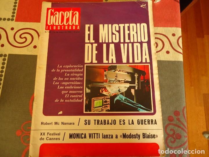 GACETA ILUSTRADA Nº 521, SOFIA LOREN (Coleccionismo - Revistas y Periódicos Modernos (a partir de 1.940) - Revista Gaceta Ilustrada)