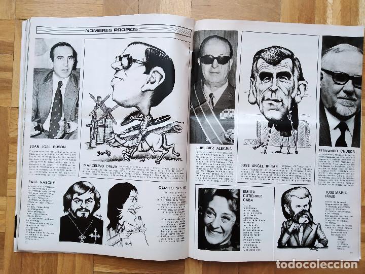 Coleccionismo de Revista Gaceta Ilustrada: REVISTA GACETA ILUSTRADA 1044 LOS ATENTADOS CONTRA FRANCO.ROCIO JURADO LOS BEATLES ROBERT REDFORD - Foto 6 - 275787043