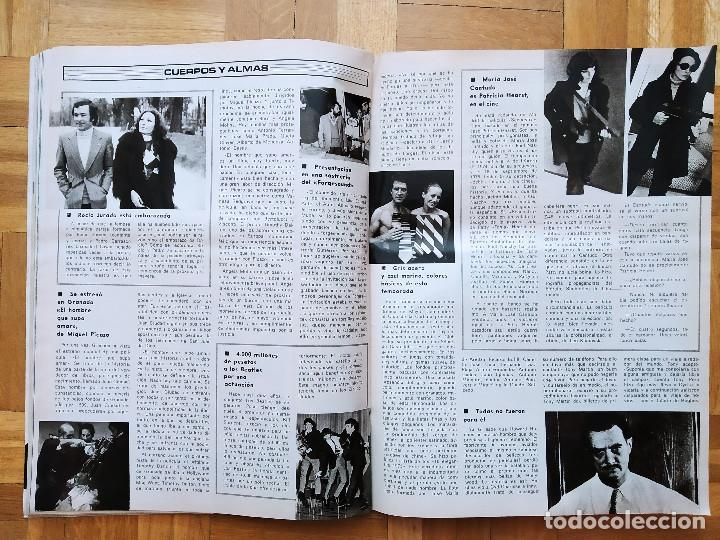 Coleccionismo de Revista Gaceta Ilustrada: REVISTA GACETA ILUSTRADA 1044 LOS ATENTADOS CONTRA FRANCO.ROCIO JURADO LOS BEATLES ROBERT REDFORD - Foto 7 - 275787043