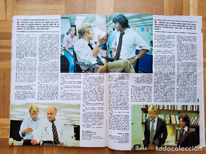 Coleccionismo de Revista Gaceta Ilustrada: REVISTA GACETA ILUSTRADA 1044 LOS ATENTADOS CONTRA FRANCO.ROCIO JURADO LOS BEATLES ROBERT REDFORD - Foto 11 - 275787043