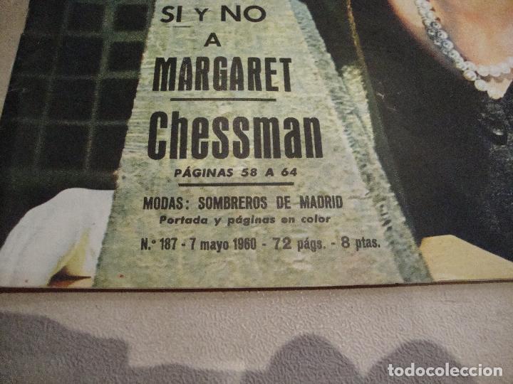 Coleccionismo de Revista Gaceta Ilustrada: REVISTA GACETA ILUSTRADA FRANCO EN BARCELONA Nº 187 1960 - Foto 2 - 277676523