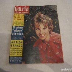 Coleccionismo de Revista Gaceta Ilustrada: REVISTA GACETA ILUSTRADA Nº 45 1956. Lote 277676673