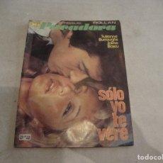 Coleccionismo de Revista Gaceta Ilustrada: REVISTA FOTONOVELA ROLLAN PECADORA Nº 42. Lote 277676698