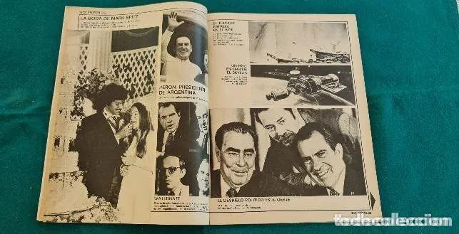 Coleccionismo de Revista Gaceta Ilustrada: REVISTA GACETA ILUSTRADA Nº 900 (6 ENERO 1974) JACQUELINE BISSET - Foto 4 - 287080468