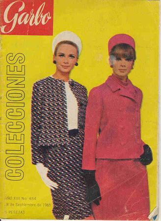 GARBO Nº654 (Coleccionismo - Revistas y Periódicos Modernos (a partir de 1.940) - Revista Garbo)
