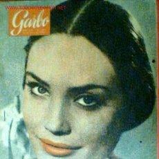 Coleccionismo de Revista Garbo: GARBO Nº 385. 30 DE JULIO DE 1960. Lote 17114315