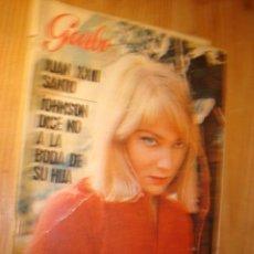 Coleccionismo de Revista Garbo: REVISTA GARBO Nº 662 13 NOV 1965 MAY B RITT. Lote 3558838