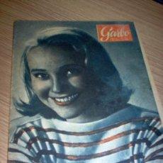 Coleccionismo de Revista Garbo: REVISTA GARBO AÑO 1958 Nº 255. Lote 27071641