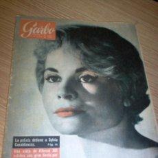 Coleccionismo de Revista Garbo: REVISTA GARBO AÑO 1959 Nº 334. Lote 27071636