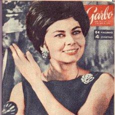 Coleccionismo de Revista Garbo: GARBO AÑO 1963 Nº 525.ESTA Y MAS REVISTAS EN RASTRILLOPORTOBELLO-COLECCIONISMO. Lote 25008553