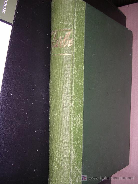 Coleccionismo de Revista Garbo: VOLUMEN REVISTA GARBO DEL AÑO I N-17 1953 AL AÑO I N-28 DEL 1953 - Foto 3 - 6959881