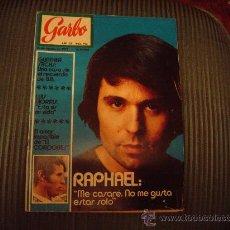 Coleccionismo de Revista Garbo: REVISTA GARBO. Lote 20704726