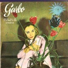 Coleccionismo de Revista Garbo: REVISTA GARBO Nº 686 PORTADA GENEVIEVE GRAD AÑO 1966. Lote 26288887