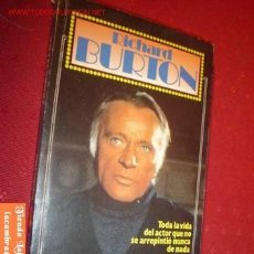 Coleccionismo de Revista Garbo: LIBRO GRANDES VIDAS-RICHARD BURTON- DE LA REVISTA GARBO. AÑO 1984.. Lote 2824397