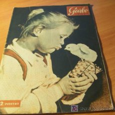 Coleccionismo de Revista Garbo - GARBO nº 64 ( 5 JUNIO 1954 ) - 11857100