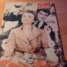Coleccionismo de Revista Garbo: GARBO . Nº 41 . AÑO 1953 ( FELICES NAVIDADES) FARLEY GRANGER. Lote 13293933