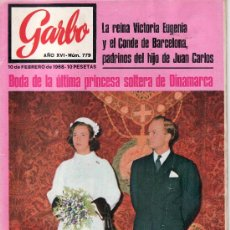 Coleccionismo de Revista Garbo: GARBO Nº 779 AÑO 1968-VEA MAS COLECCIONES EN GENERAL EN RASTRILLOPORTOBELLO. Lote 26836730