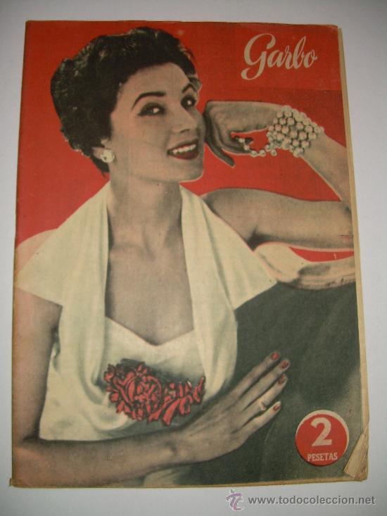 Coleccionismo de Revista Garbo: LOTE DE OCHO REVISTAS GARBO AÑOS 1953 - 54 - 56 - Foto 5 - 26657055