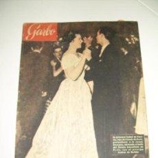 Coleccionismo de Revista Garbo: GARBO Nº15 DE JUNIO DE 1953. Lote 26754500