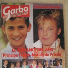 Coleccionismo de Revista Garbo: GARBO 1757 - ROMANCE FELIPE-NATALY DE PRUSIA. Lote 25167530