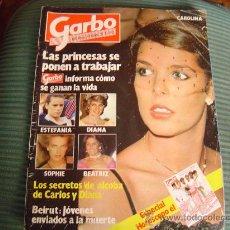 Coleccionismo de Revista Garbo: REVISTA GARBO . Lote 25198645