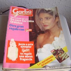 Coleccionismo de Revista Garbo: REVISTA GARBO.. Lote 25221930