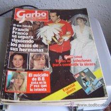 Coleccionismo de Revista Garbo: REVISTA GARBO.. Lote 25222018