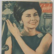 Sammeln von Zeitschriften Garbo - REVISTA GARBO Nº 525 - AÑO 1963 - Soraya, Audrey Hepburn, MARILYN... - 27124708
