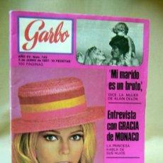 Coleccionismo de Revista Garbo - REVISTA, GARBO, AÑO XV, Nº 743, 1967, NANCY SINATRA - 28920287