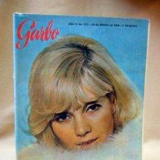 Coleccionismo de Revista Garbo: REVISTA, GARBO, AÑO XIV, Nº 673, 1966, SYLVIE VARTAN. Lote 28920326