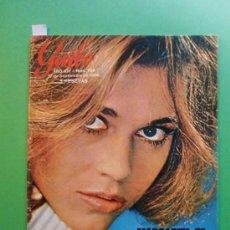 Coleccionismo de Revista Garbo: GARBO Nº 706 17 DE SEPTIEMBRE DE 1966 - JANE FONDA - TODO SOBRE EL L S D. Lote 29056359