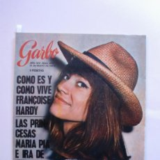 Coleccionismo de Revista Garbo: GARBO Nº 689 21 DE MAYO 1966 FRANÇOISE HARDY . Lote 32945932