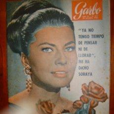 Sammeln von Zeitschriften Garbo - GARBO Nº 611 1964 SORAYA - 30011029