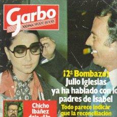 Coleccionismo de Revista Garbo: REVISTA GARBO NUM 1571 DE MAYO DE 1983. Lote 30444759